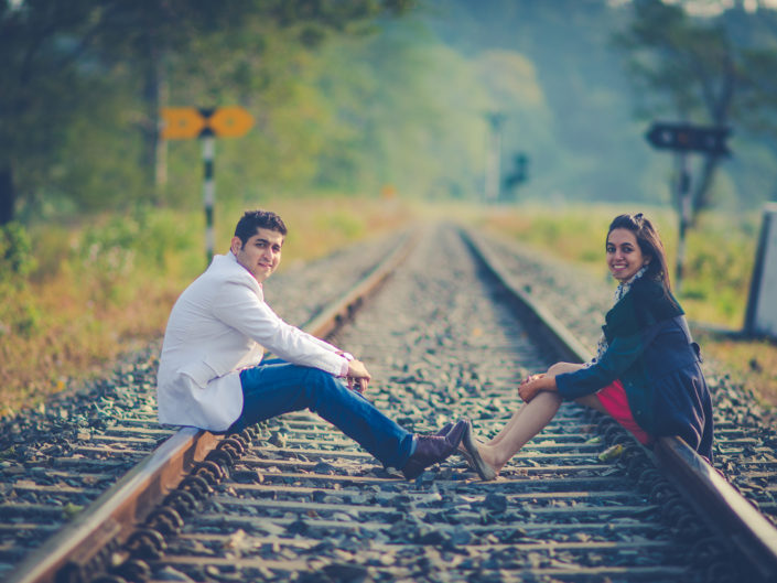Pre-Wedding Shoot @Darjeeling (Siliguri)