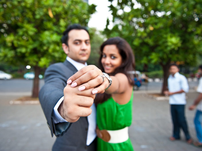 Pre-Wedding Shoot @Mumbai